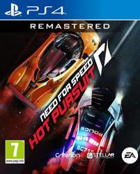Need For Speed Hot Pursuit Remastered PS4 Oyun. ürün görseli