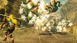 Hyrule Warriors Age of Calamity Switch Oyun. ürün görseli