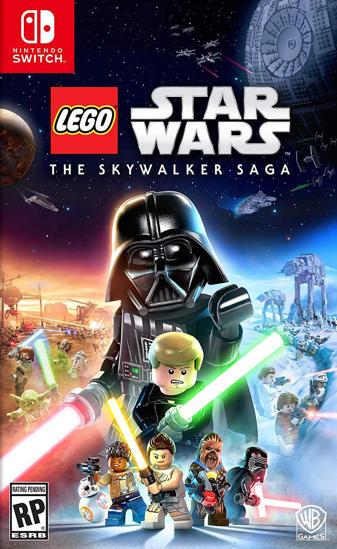 LEGO Star Wars The Skywalker Saga Switch Oyun. ürün görseli