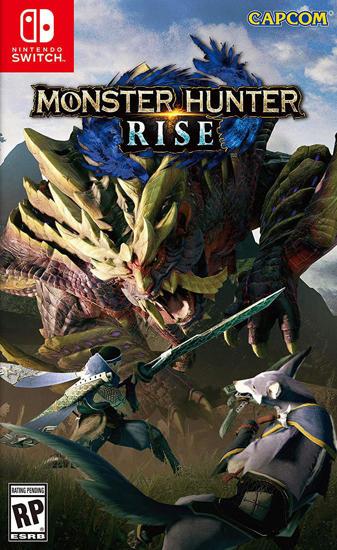 Monster Hunter Rise Switch Oyun. ürün görseli