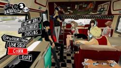Persona 5 Strikers Switch Oyun. ürün görseli