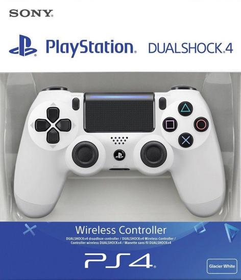 PS4 DualShock 4 V2 Beyaz  (CUH-ZCT2E). ürün görseli
