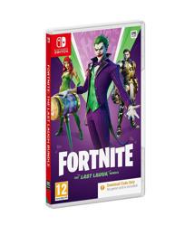 Fortnite The Last Laugh Bundle Nintendo Switch Oyun. ürün görseli