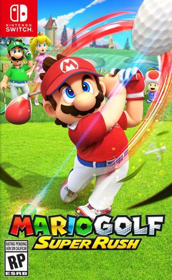 Mario Golf Super Rush Nintendo Switch Oyun. ürün görseli