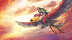 The Legend of Zelda Skyward Sword HD  Nintendo Switch Oyun. ürün görseli