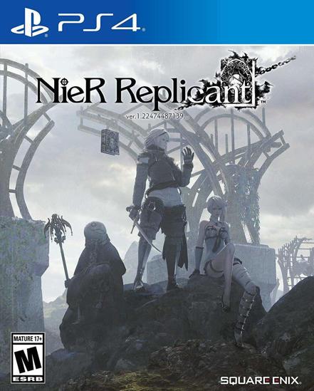 NieR Replicant PS4 Oyun. ürün görseli