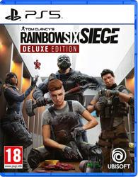 Rainbow Six Siege Deluxe Edition PS5 Oyun. ürün görseli