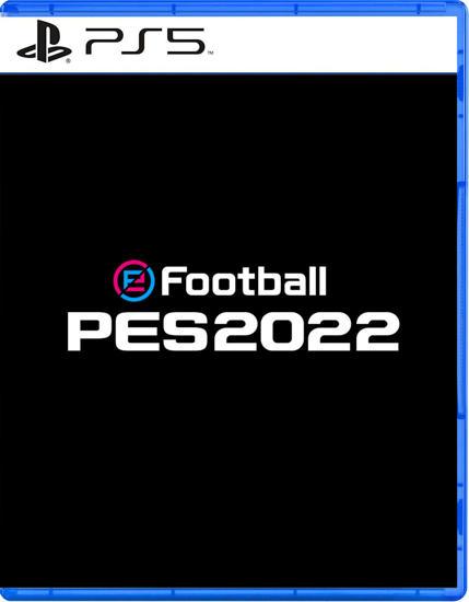 PES 2022 PS5 Oyun. ürün görseli