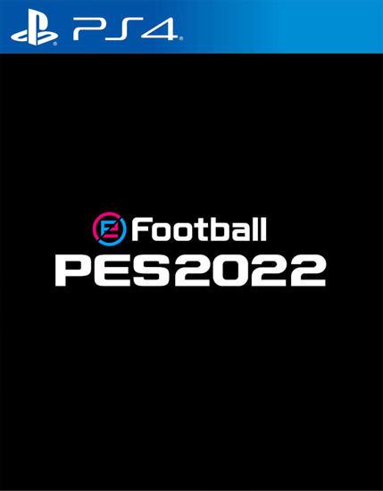 PES 2022 PS4 Oyun. ürün görseli