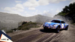 WRC 10 PS5 Oyun. ürün görseli