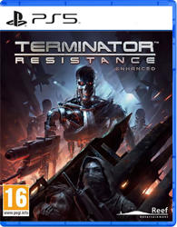 Terminator Resistance Enhanced PS5 Oyun. ürün görseli