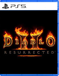 Diablo II Resurrected PS5 Oyun. ürün görseli
