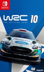 WRC 10 Nintendo Switch Oyun. ürün görseli