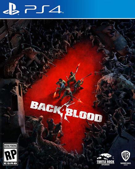 Back 4 Blood PS4 Oyun. ürün görseli