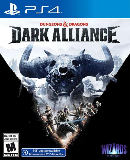 Dungeons & Dragons Dark Alliance PS4 Oyun. ürün görseli