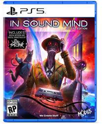 In Sound Mind Deluxe Edition PS5 Oyun. ürün görseli
