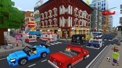 Minecraft Bedrock PS4 Oyun. ürün görseli