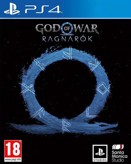 God of War Ragnarok PS4 Oyun. ürün görseli