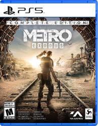 Metro Exodus Complete Edition PS5 Oyun. ürün görseli