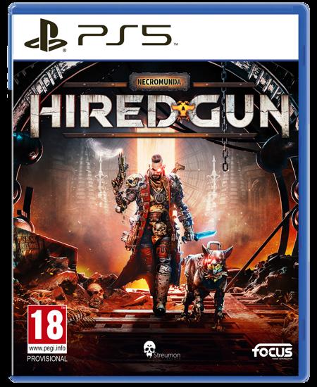 Necromunda Hired Gun PS5 Oyun. ürün görseli