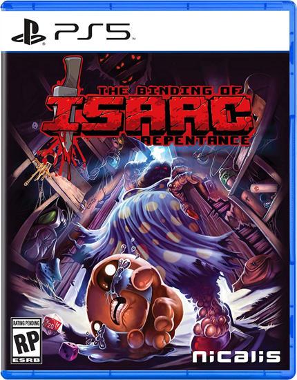 The Binding of Isaac Repentance PS5. ürün görseli