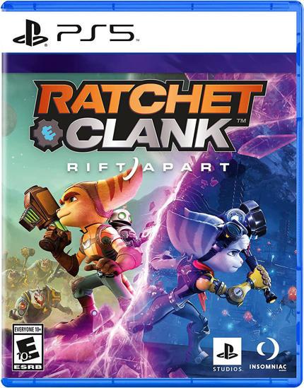 Ratchet and Clank Ayrı Dünyalar Türkçe Altyazı PS5 Oyun. ürün görseli