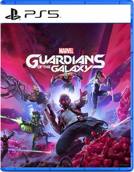 Marvel's Guardians of the Galaxy PS5 Oyun. ürün görseli