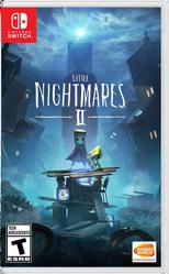 Little Nightmares II Switch Oyun. ürün görseli