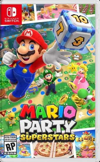 Mario Party Superstars Nintendo Switch Oyun. ürün görseli