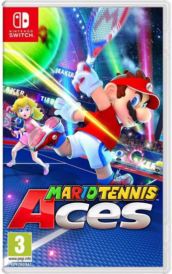 Mario Tennis Aces Nintendo Switch Oyun. ürün görseli