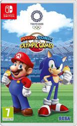 Mario Sonic at the Olympic Games Nintendo Switch Oyun. ürün görseli