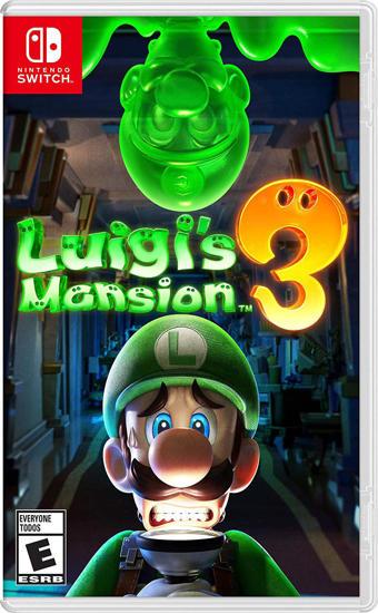 Luigi's Mansion 3 Nintendo Switch Oyun. ürün görseli