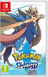 Pokemon Sword Nintendo Switch Oyun. ürün görseli