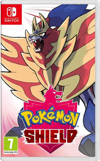 Pokemon Shield Nintendo Switch Oyun. ürün görseli