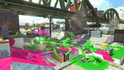 Splatoon 2 Nintendo Switch Oyun. ürün görseli