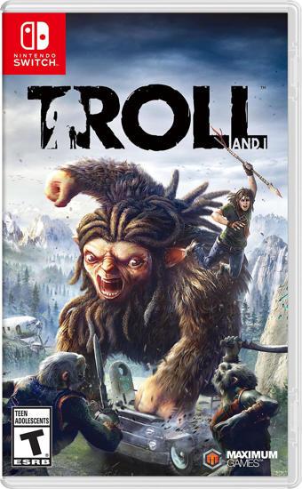 Troll And I Nintendo Switch Oyun. ürün görseli