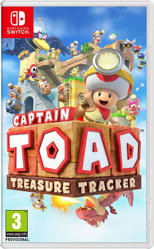 Captain Toad Treasure Tracker Nintendo Switch Oyun. ürün görseli