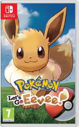 Pokemon Lets Go Eevee Nintendo Switch Oyun. ürün görseli