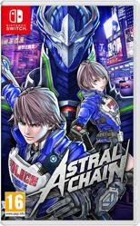 Astral Chain Nintendo Switch Oyun. ürün görseli