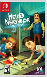 Hello Neighbor Hide & Seek Nintendo Switch Oyun. ürün görseli