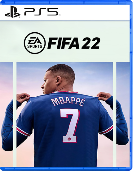FIFA 22 PS5 Oyun. ürün görseli
