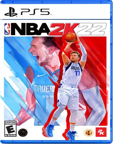 NBA 2K22 PS5 Oyun. ürün görseli
