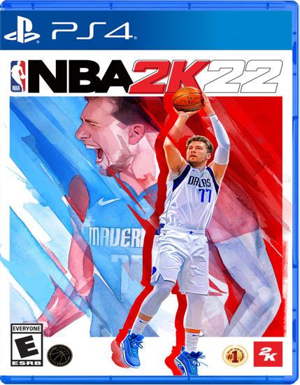 NBA 2K22 PS4 Oyun. ürün görseli