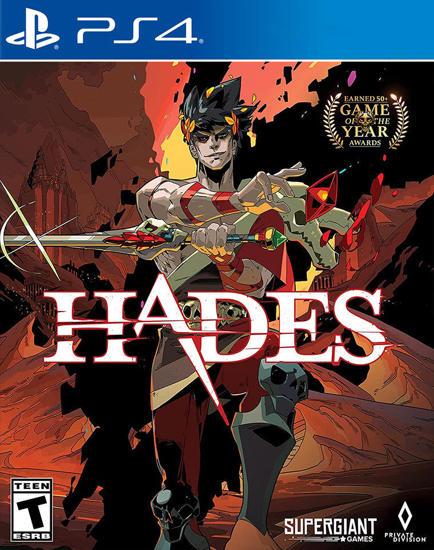 Hades PS4 Oyun. ürün görseli