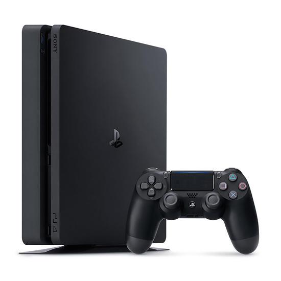 Playstation 4 Slim 500 GB 20 AY GARANTİLİ İKİNCİ EL CİHAZ  (Mağazaya Özel Fiyat Sadece Nakit Ödemelerde Geçerlidir). ürün görseli