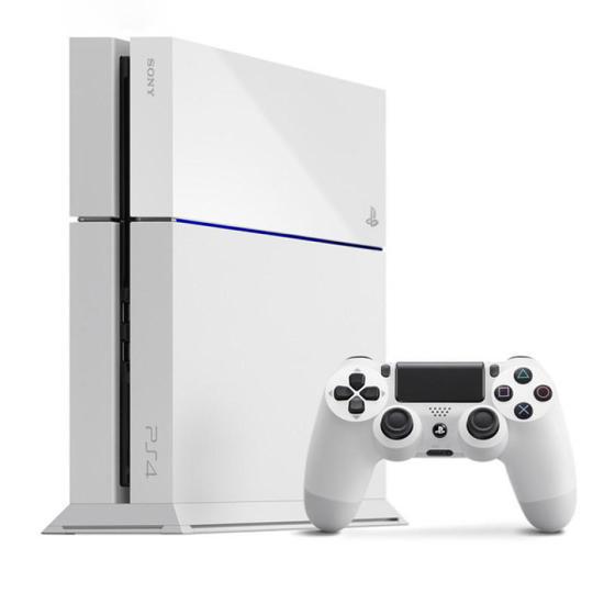 Playstation 4 500 GB BEYAZ İKİNCİ EL CİHAZ (Mağazaya Özel Fiyat Sadece Nakit Ödemelerde Geçerlidir). ürün görseli
