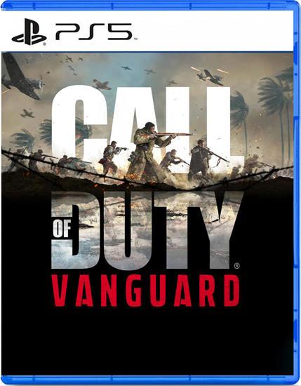 Call of Duty Vanguard PS5 Oyun. ürün görseli