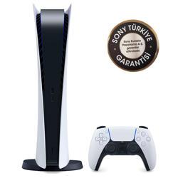 Playstation 5 Digital Versiyon Oyun Konsolu Eurasia Garantili (Mağazaya Özel Fiyat Sadece Nakit Ödemelerde Geçerlidir). ürün görseli