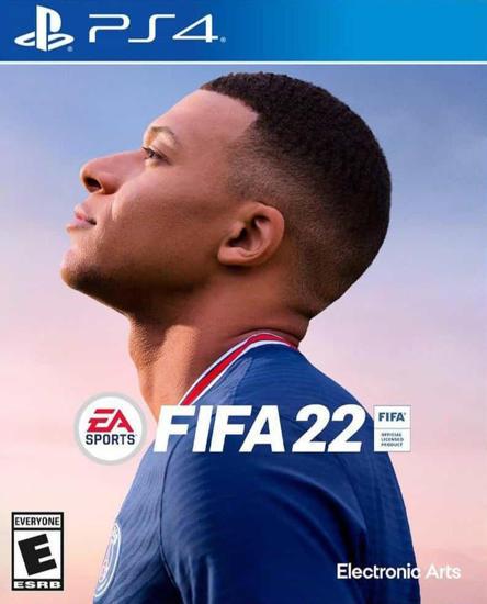 FIFA 22 PS4 Oyun. ürün görseli