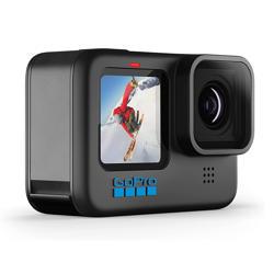 GoPro Hero 10 Black (Mağazaya Özel Fiyat Sadece Nakit Ödemelerde Geçerlidir). ürün görseli
